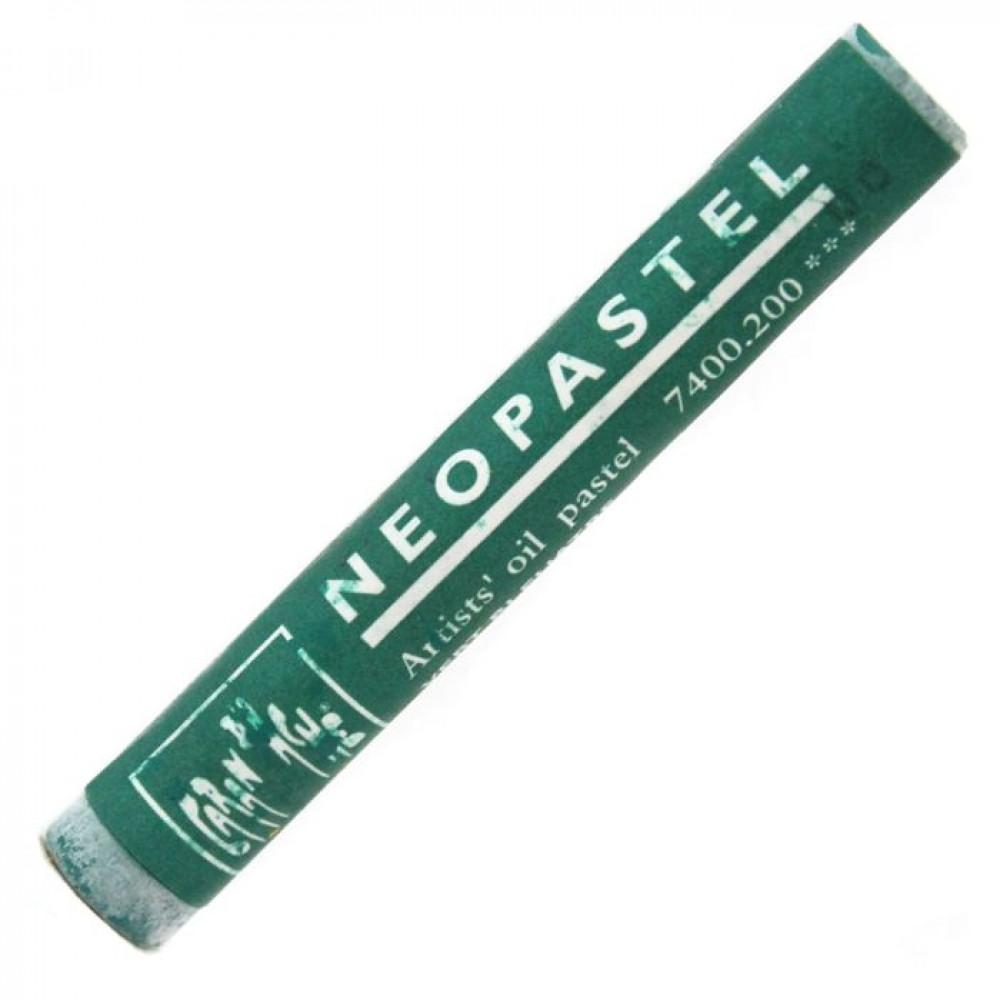 Neopastel Caran d'Ache 200 Bluish Green