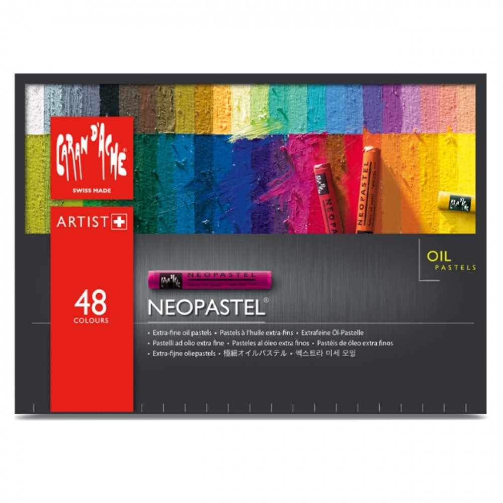 Neopastel CARAN d'ACHE 48 Cores