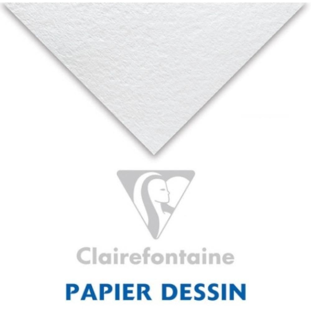Papel Para Desenho Dessin 224g/m² 50x65cm