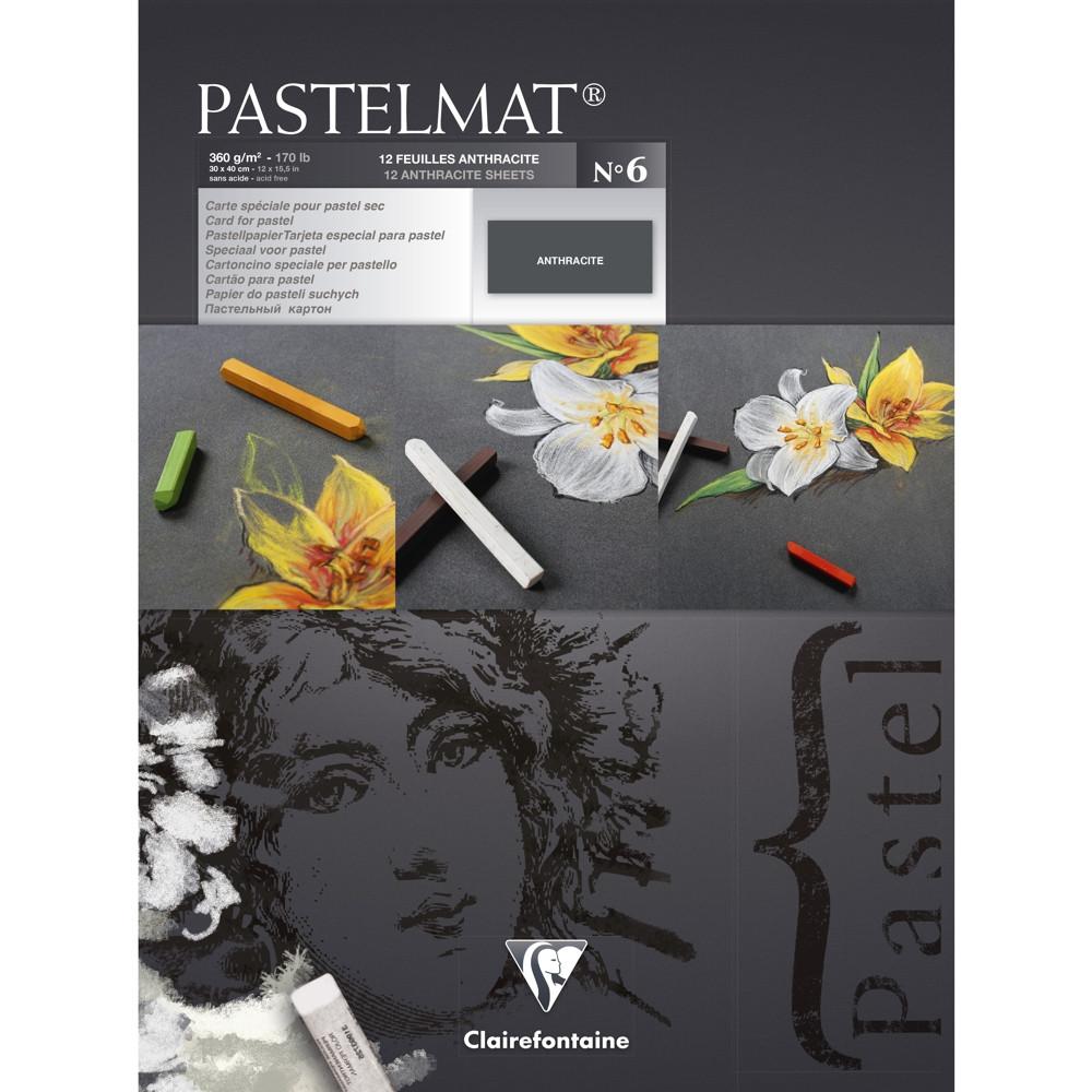 Papel Para Pastel Clairefontaine Pastelmat Nº6 30x40cm