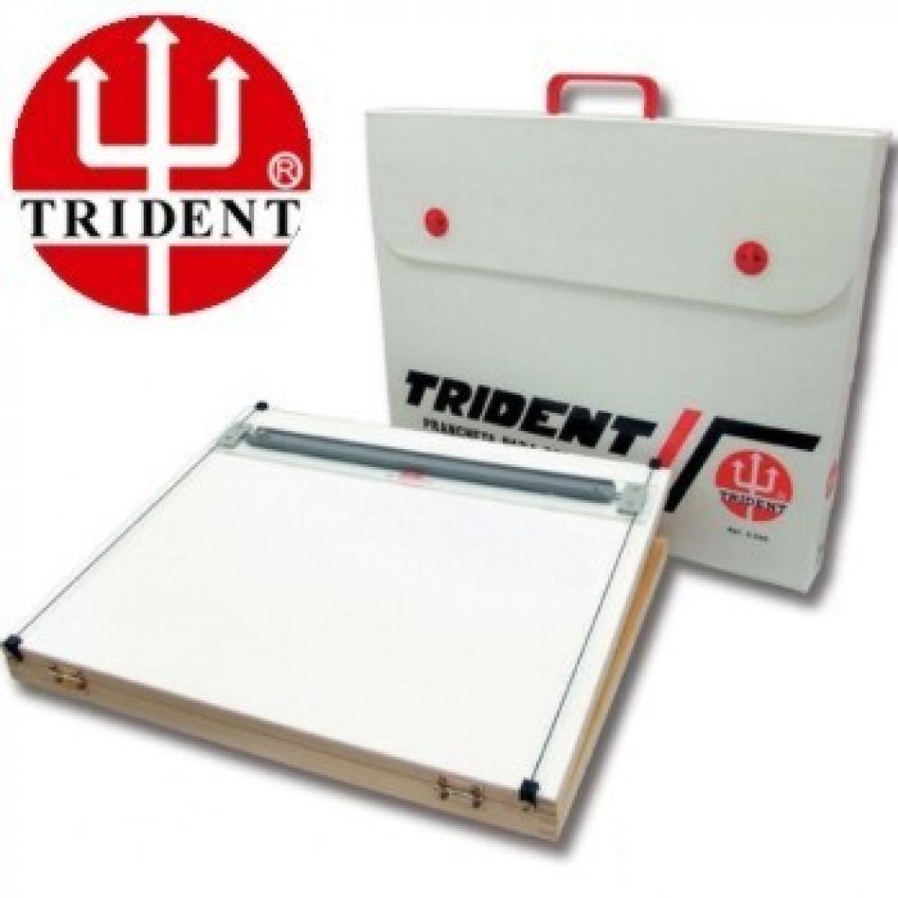 Prancheta Trident Portátil 5008 A1 65x90cm