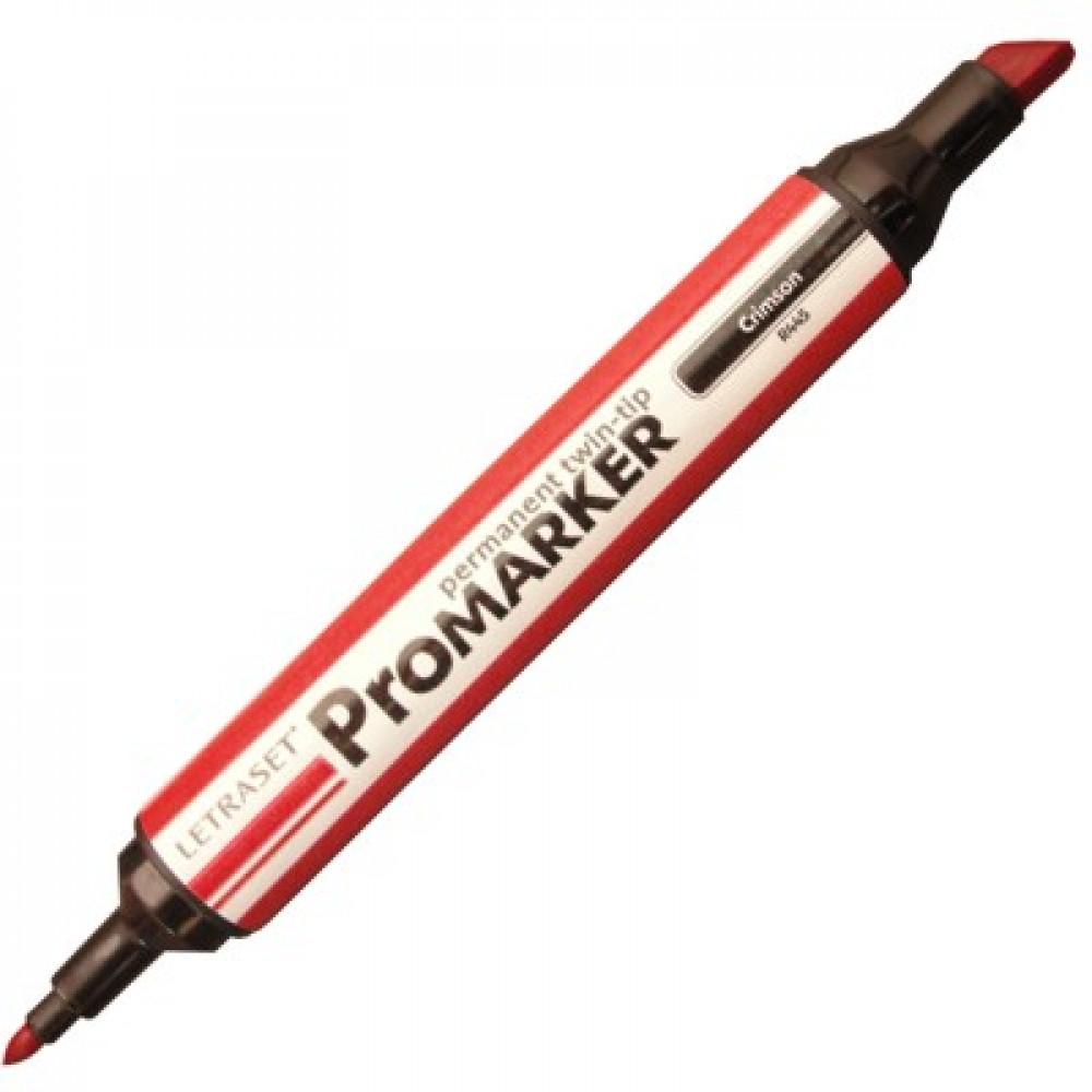 Marcador ProMarker 118 Crimson