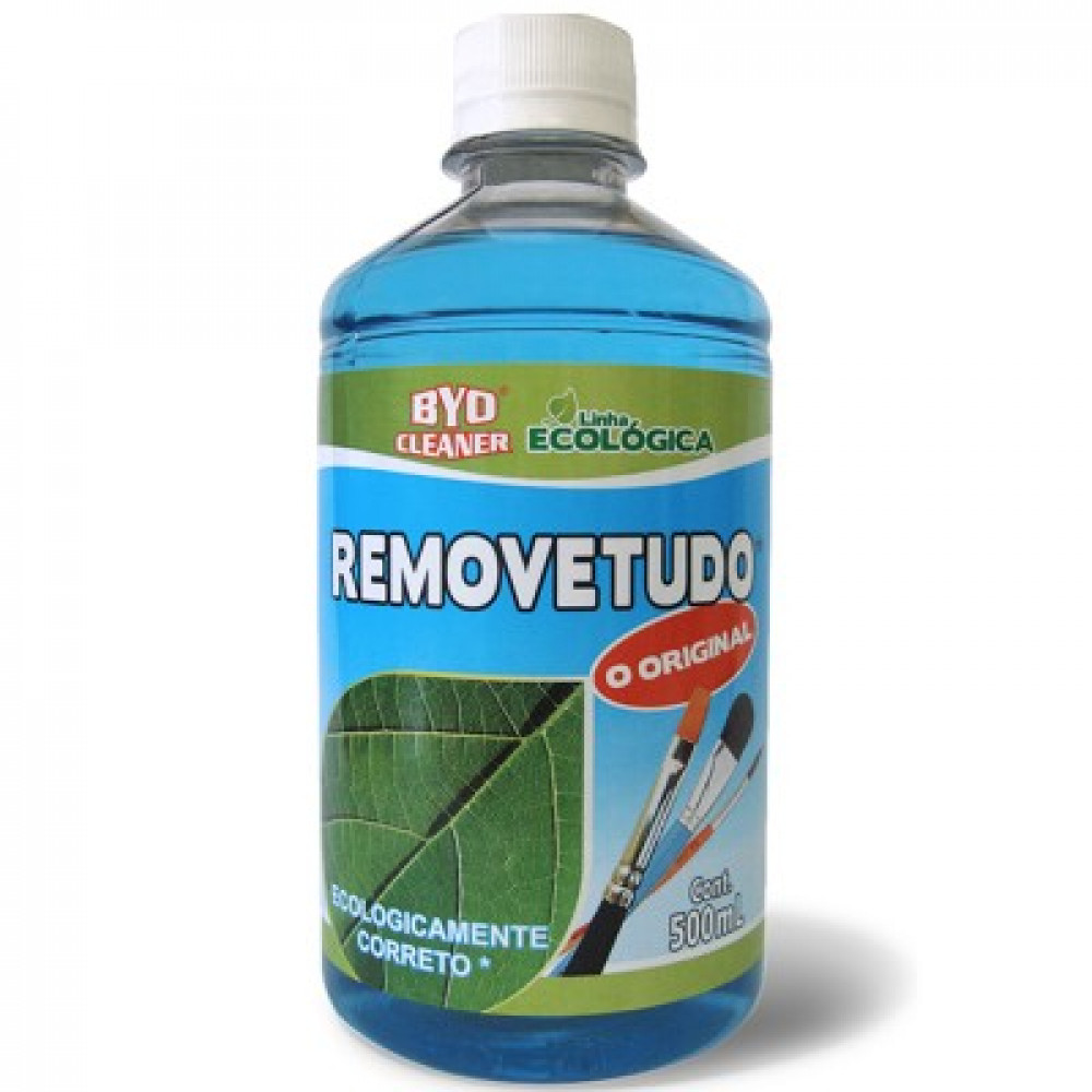 Remove Tudo Byo Cleaner 500ml