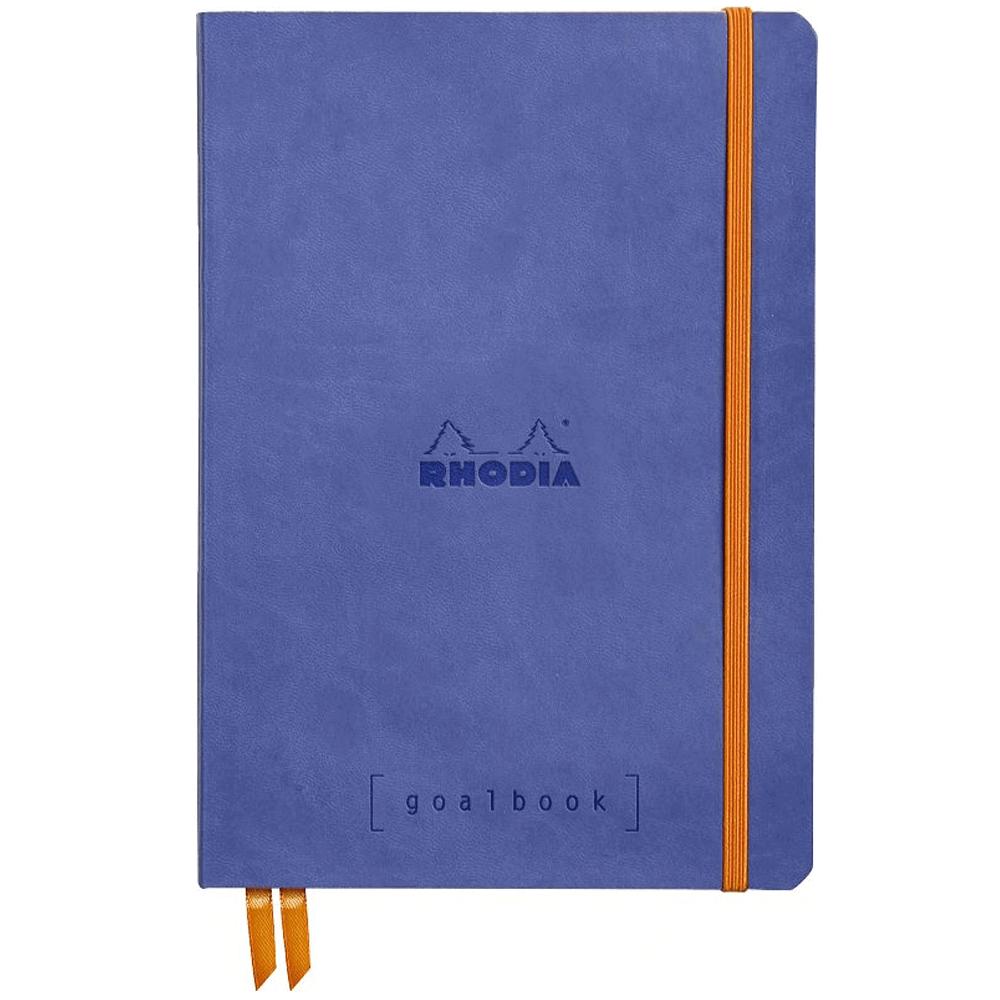 Goalbook Rhodia Sapphire