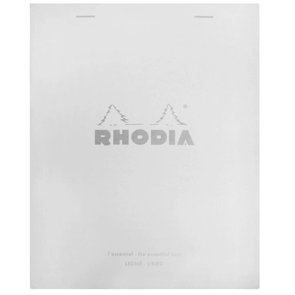 The Essential Box Rhodia White