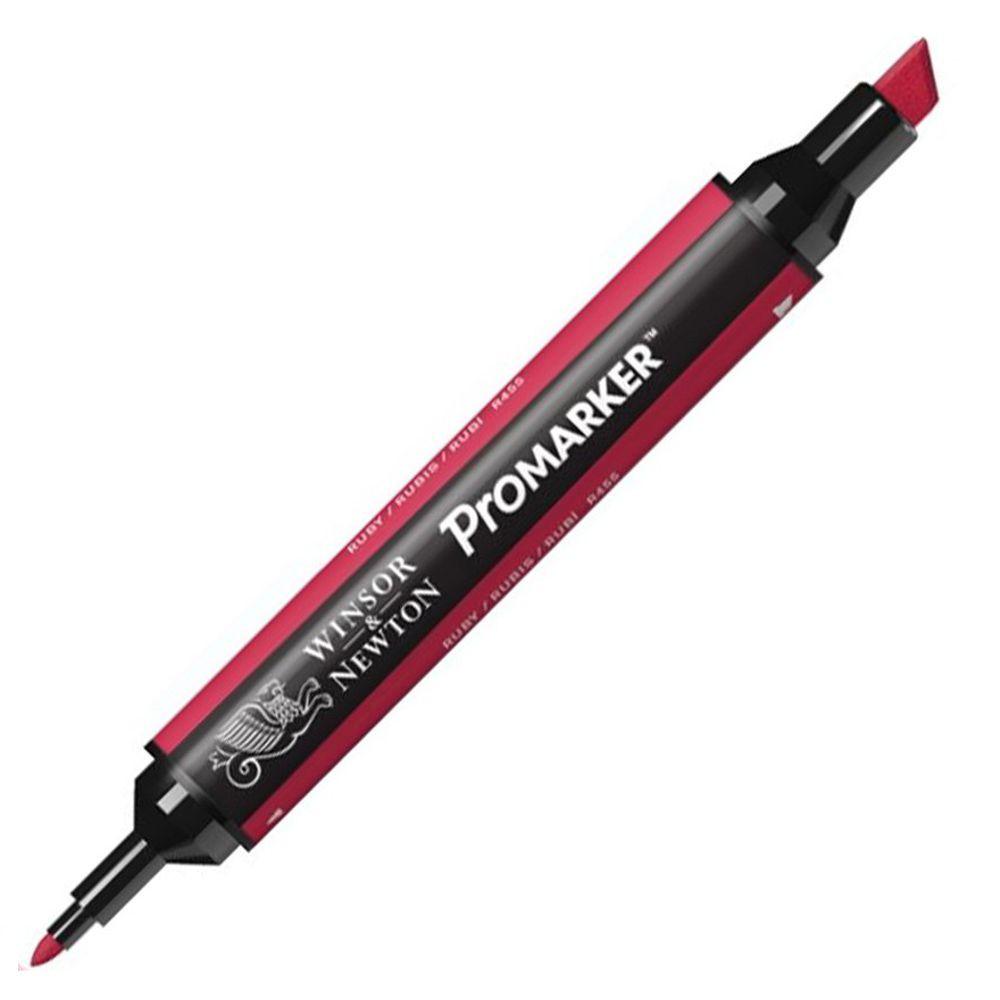 Marcador Winsor & Newton ProMarker R455 Ruby
