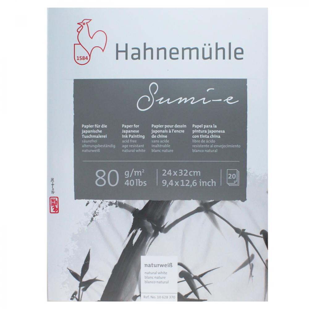 Papel Para Sumiê Hahnemühle 20 Folhas 24x32cm
