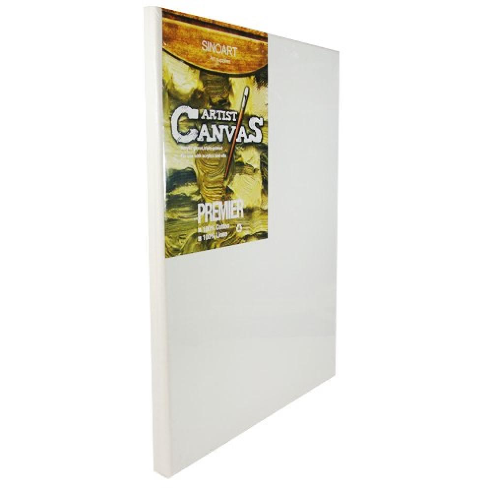 Tela de Linho Para Pintura 50X60cm