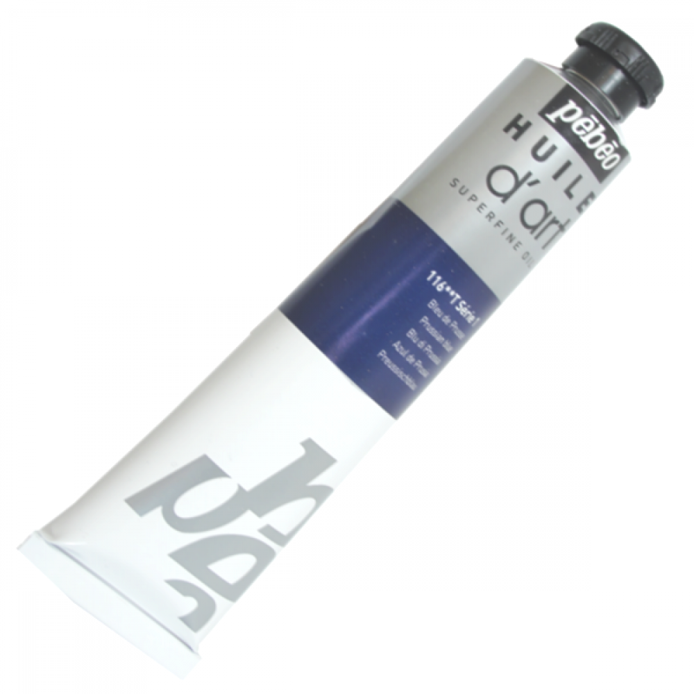 Tinta a Óleo Pébéo Huile D'Art 116 Azul da Prússia