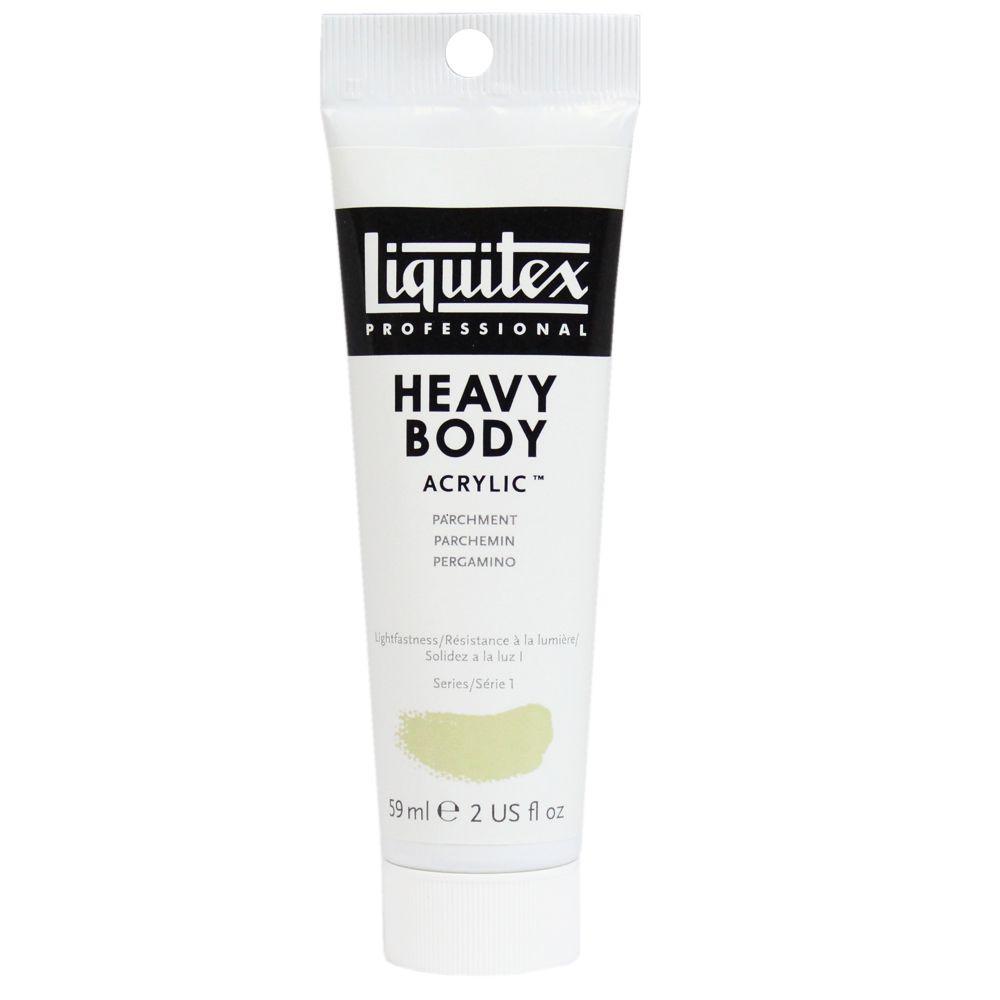 Tinta Acrílica Liquitex Heavy Body 59ml S1 436 Parchment