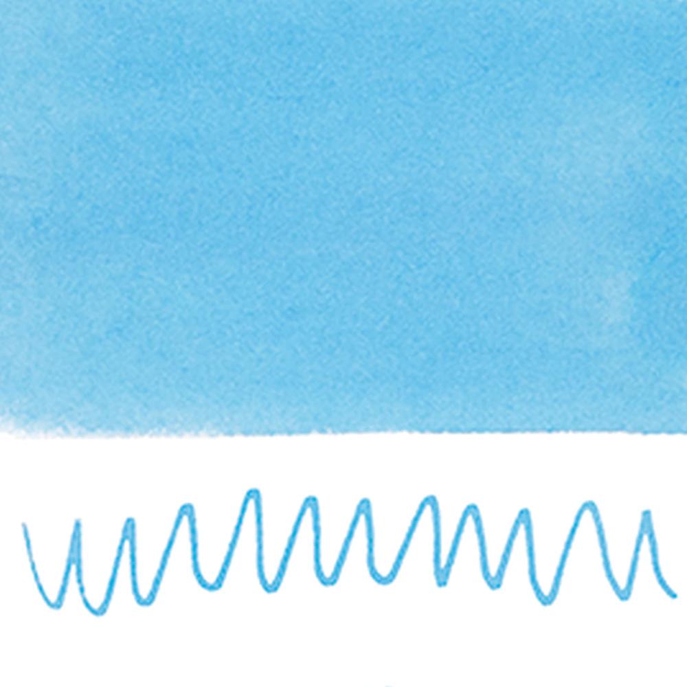 Tinta Para Caneta Tinteiro Herbin 30ml Blue Azur
