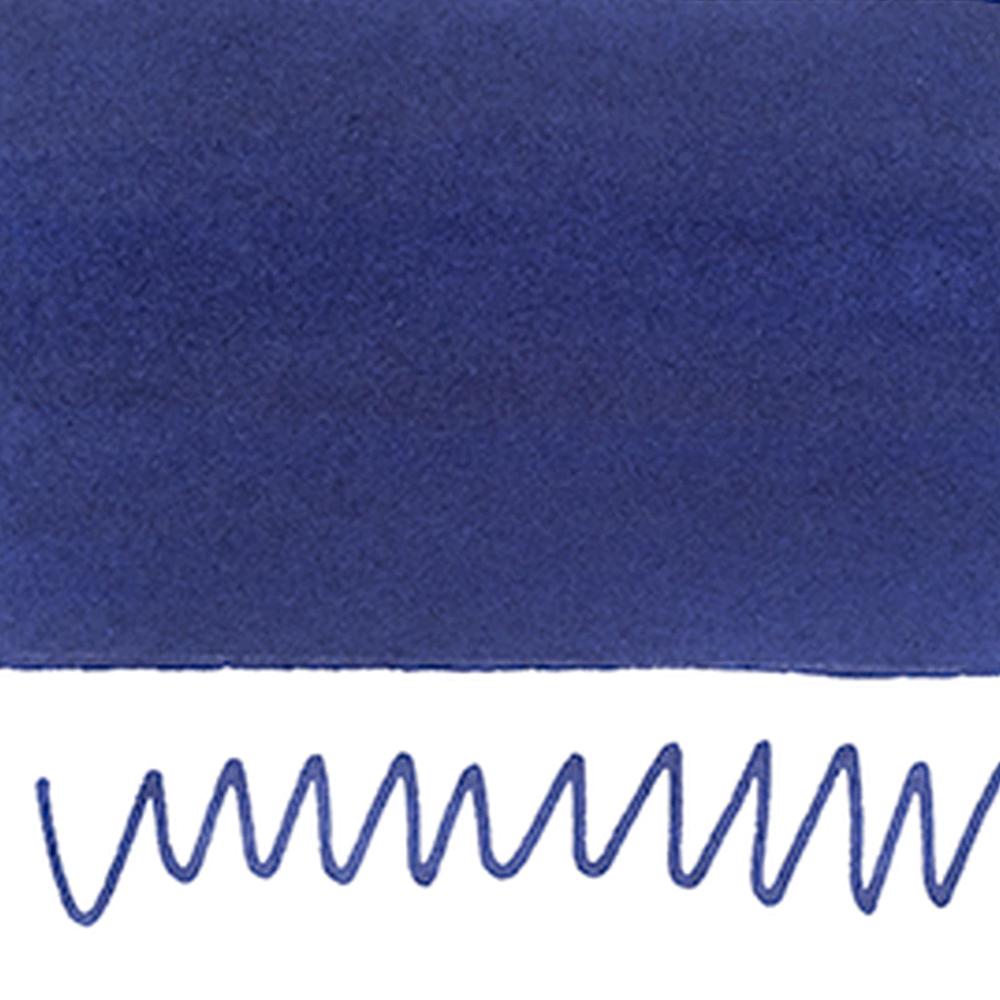 Tinta Para Caneta Tinteiro Herbin 30ml Blue Nuit
