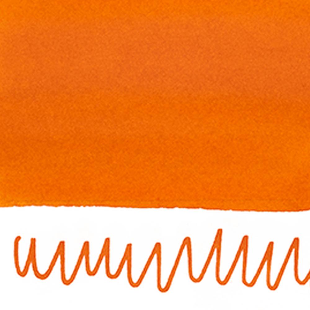 Tinta Para Caneta Tinteiro Herbin 30ml Orange Indien