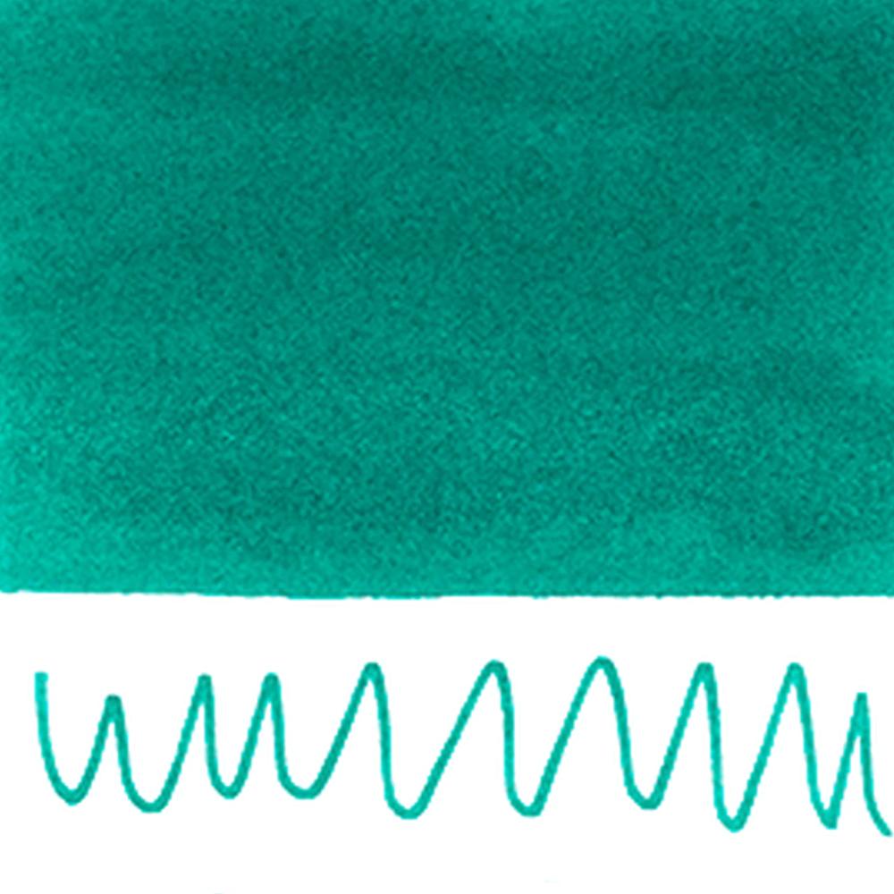 Tinta Para Caneta Tinteiro Herbin 30ml Vert Réséda