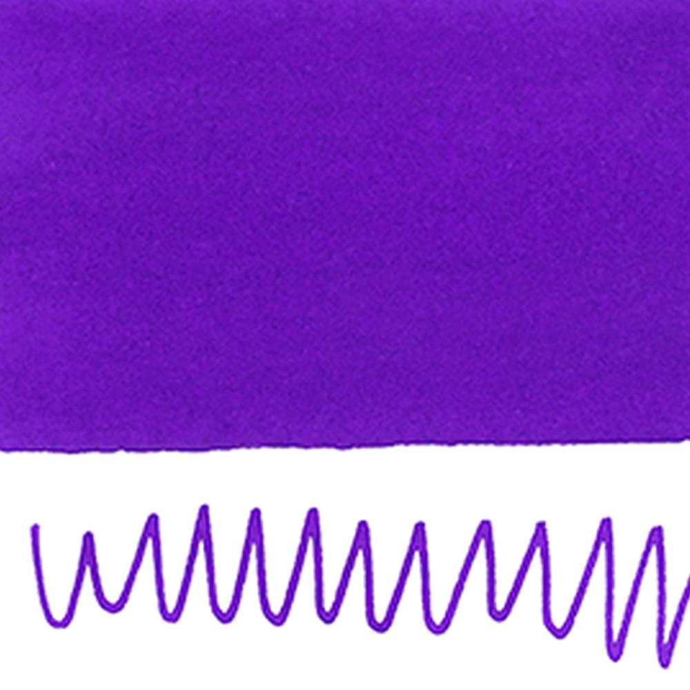 Tinta Para Caneta Tinteiro Herbin 30ml Violette Pensée