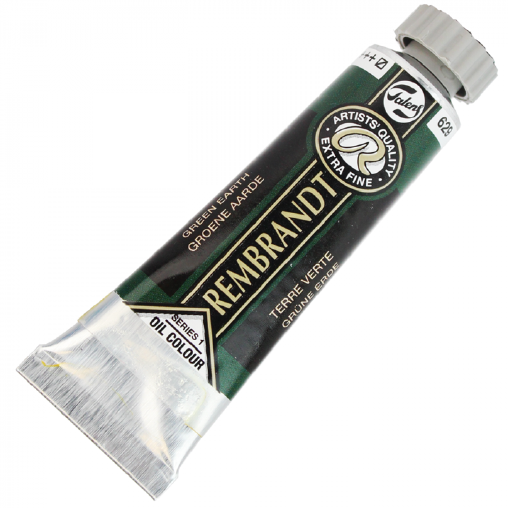 Tinta a Óleo Rembrandt 15ml 629 Green Earth – G1