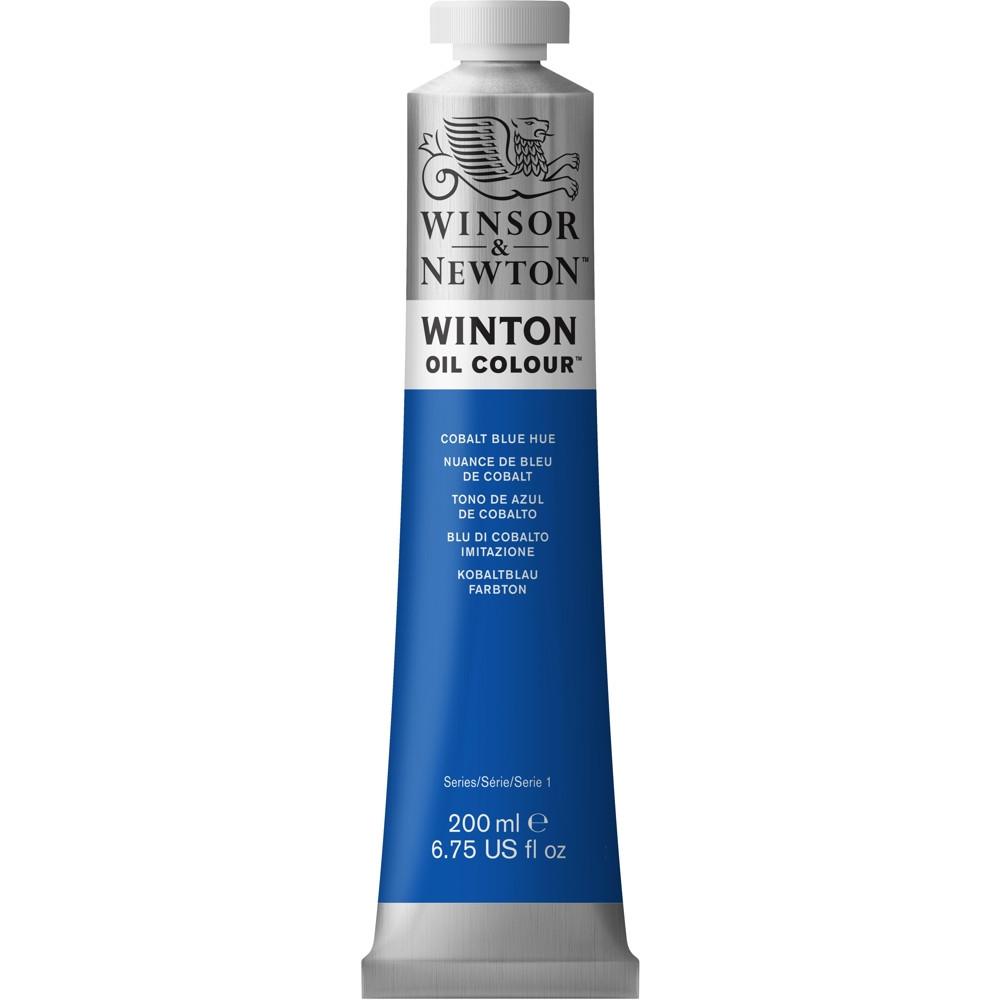 Tinta Óleo Winsor & Newton Winton 200ml 179 Cobalt Blue Hue