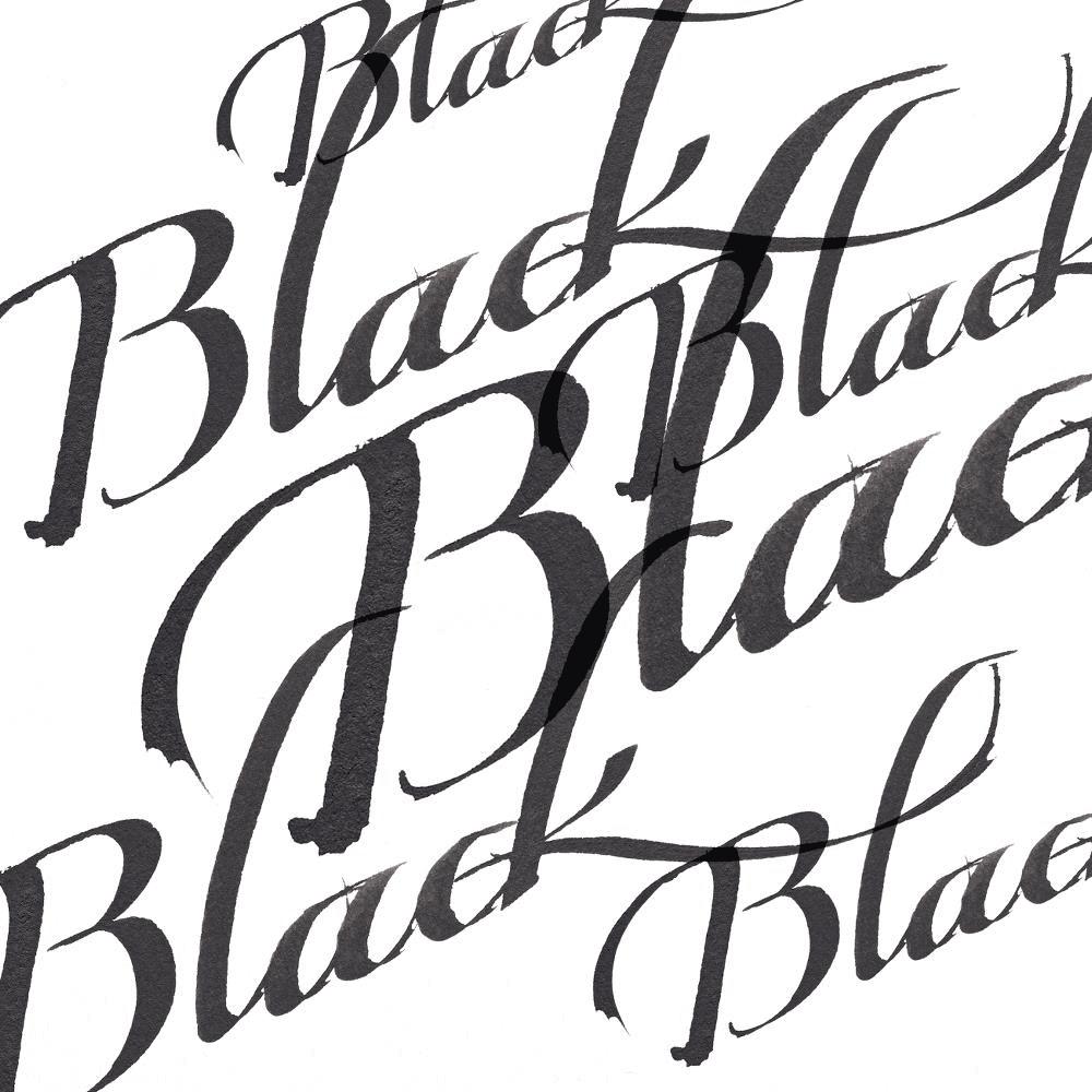 Tinta de Caligrafia Winsor & Newton 30ml Black