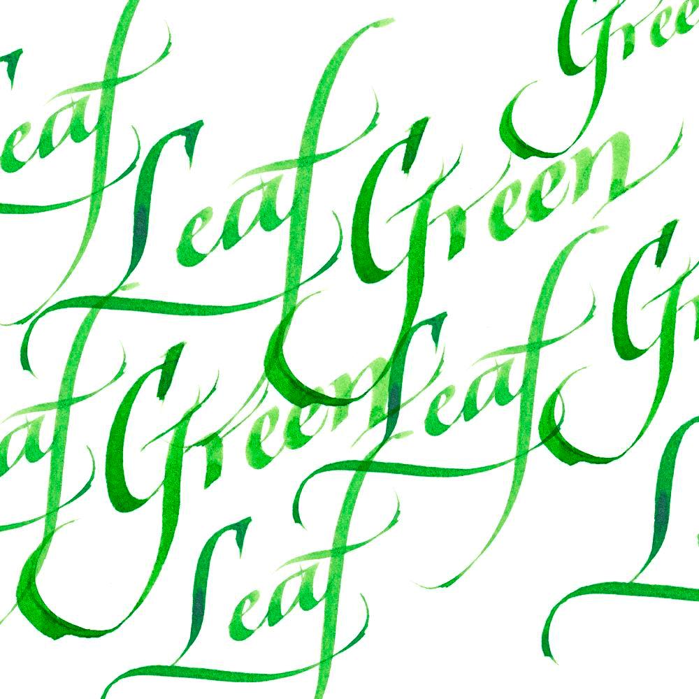 Tinta de Caligrafia Winsor & Newton 30ml Leaf Green