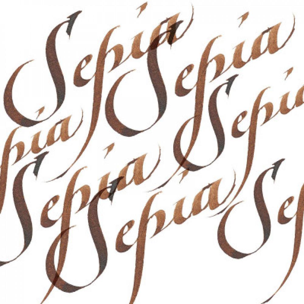 Tinta de Caligrafia Winsor & Newton 30ml Sepia