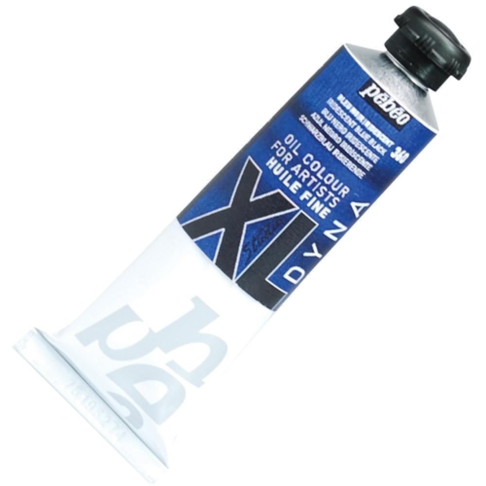Tinta Óleo Pébéo XL 37ml 360 Azul Negro Iridescente