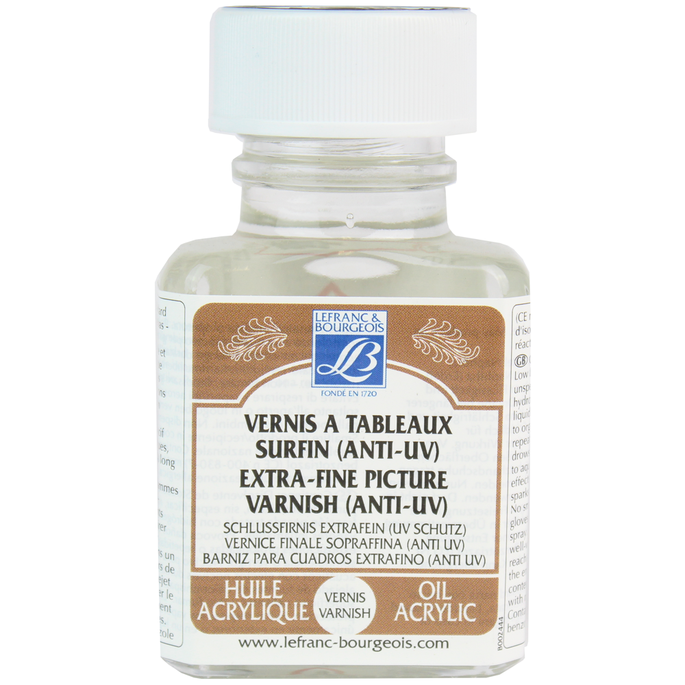 Verniz Final Surfin 75ml Lefranc & Bourgeois