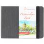 Bloco Sketchbook Para Aquarela Hahnemühle 200g/m² A6