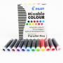 Refil Parallel Pen Cartucho Cores Sortidas