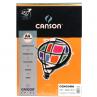 Papel Colorido Canson 120g/m² A4 05 Cenoura