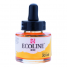 Tinta Ecoline Talens 30ml 233 Chartreuse