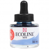Tinta Ecoline Talens 30ml 505 Ultramarine Light