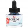Tinta Ecoline Talens 30ml 580 Pastel Blue