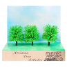 Árvore Para Maquete Minitec 03 Peças 774