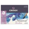 Bloco de Papel Canson Montval Torchon 270g/m² A3