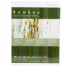 Bloco Para Aquarela Hahnemühle Bamboo 265g/m² 30x40cm