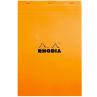 Bloco de Notas RHODIA N°18 21X27,9cm