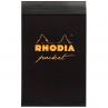 Bloco Rhodia Pocket Capa Preta