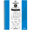 Caderno Para Desenho Canson A4 - Azul Claro