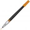 Caneta Pincel Aquarela Color Brush Pentel 140 Amarelo Alaranjado