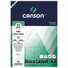 Papel Layout Canson A3 120g/m²