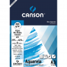 Papel Para Aquarela Canson Mix Media A3 300g/m²