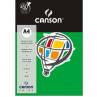 Papel Colorido Canson 180g/m² A4 20 Verde Escuro