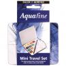 Estojo Aquarela Daler Rowney Aquafine 10 Cores + Pincel