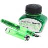 Caneta Tinteiro Pelikan Duo M205 Shiny Green Edição Especial