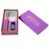 Kit Caligráfico Gift Herbin Violeta