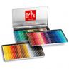Lápis Aquarelável Caran d'Ache Supracolor 120 Cores