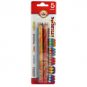 Lápis Jumbo Koh-I-Noor Multicor 05 Lápis
