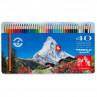 Lápis Aquarelável Caran D'Ache Prismalo 40 Cores
