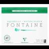 Papel para Aquarela Clairefontaine Fontaine Torchon 300g/m² 24X30cm