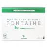 Papel para Aquarela Clairefontaine Fontaine Torchon 300g/m² 36X48cm